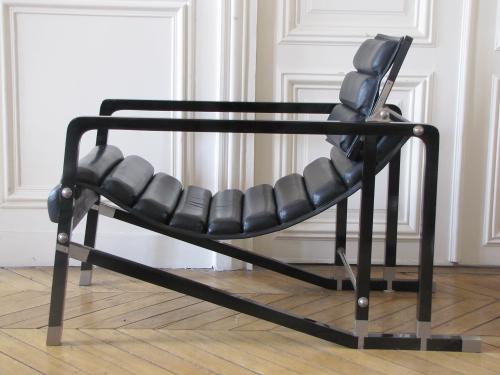Eileen Gray fauteuil Transat