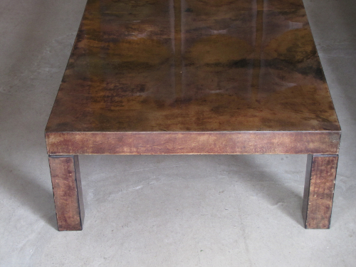 Table basse Aldo Tura