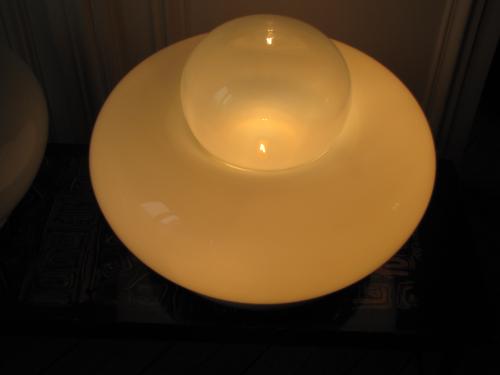 Lampe à poser, modèle Elettra design Giuliana Gramigna
