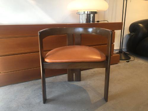 Chaise modèle Pigreco, design de A & T Scarpa